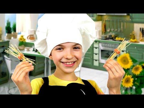 Готовим необычные сосиски? Видео рецепт на каждый день!