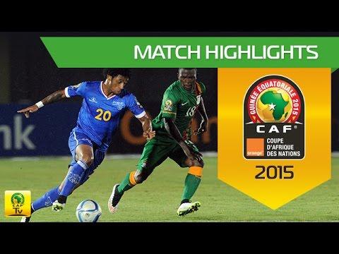 Cape Verde - Zambia   CAN Orange 2015   26.01.2015