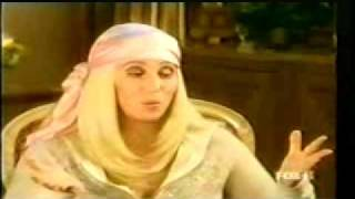 Cher - Interview in Australia (2005) Farewell Tour