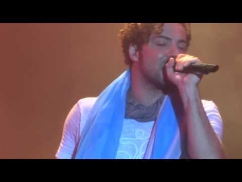David Bisbal - Waving flag - Ferro - Buenos Aires - Argentina - 05/04/2014