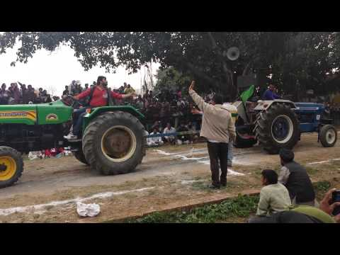 Tractor Tochan At Pind Tugal Ford 3000 Vs Standard video