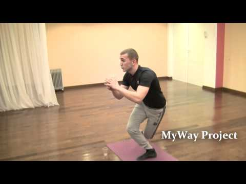 MyWay Project - Фитнес дома (руки, ноги, торс)