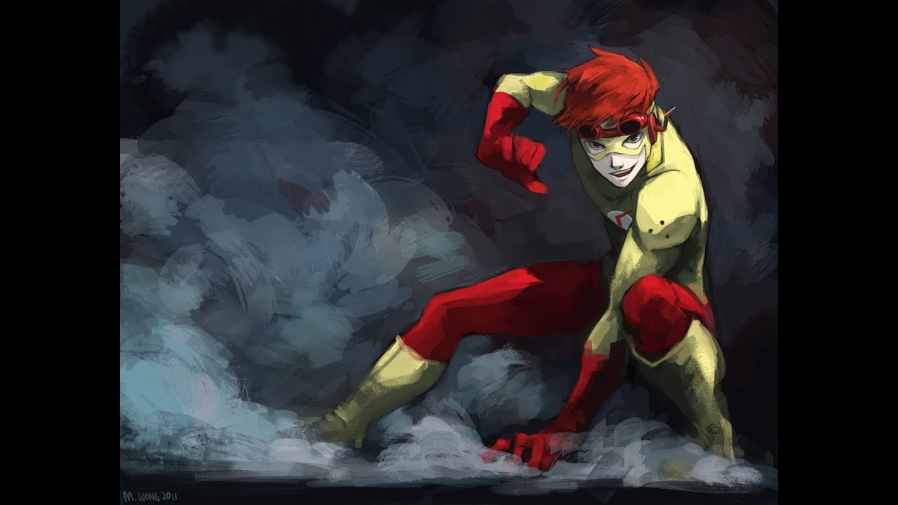 Kid Flash Tribute Youn...