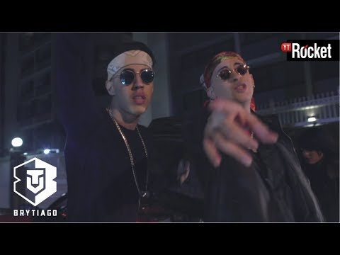 0 - Brytiago Ft. Bad Bunny - Netflixxx (Official Video)