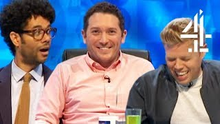 Jon Richardson's WEAK Insult Is HILARIOUS!!   8 Out of 10 Cats Does Countdown   Best of Jon Pt. 6