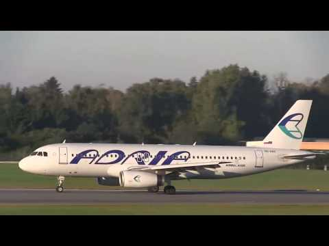 ✈[HD] EARLY MORNING SPOTTING @ Hamburg Airport
