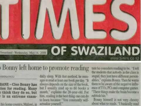 Times Of Swaziland Mbabane Cleo Bonny Great Museums