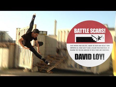 David Loy's Battle Scars