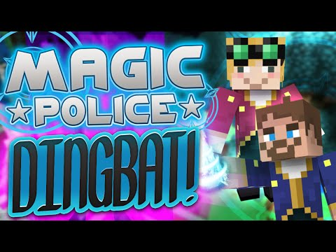 Minecraft Magic Police #89 - Dingbat! (yogscast Complete Mod Pack) video