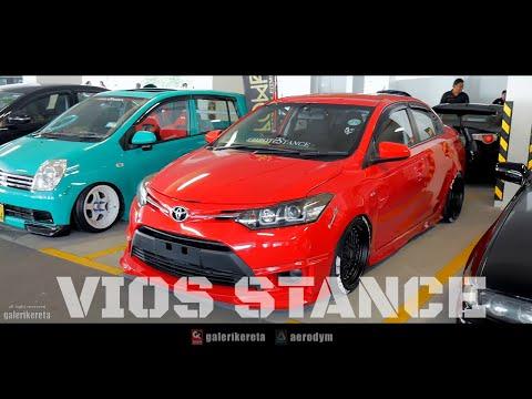 Toyota Vios 2017 Stance