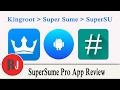 Super Sume Pro app deletes Kingroot in just a couple clicks MP3