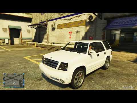 GTA V + Online: O único carro com Sistema de Som: Cavalcade!