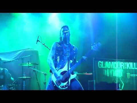 Glamour Of The Kill - If Only She Knew Live At Huxleys Berlin 27.06.2013 [hd & Hq] video