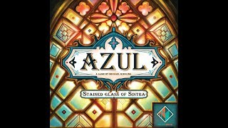 Learn to Play: Azul: Stained Glass of Sinra