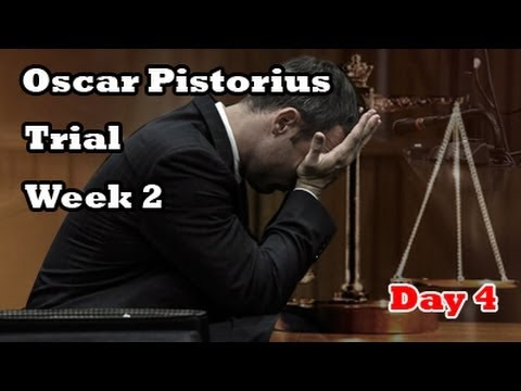 Oscar Pistorius Trial: Thursday 13 March 2014