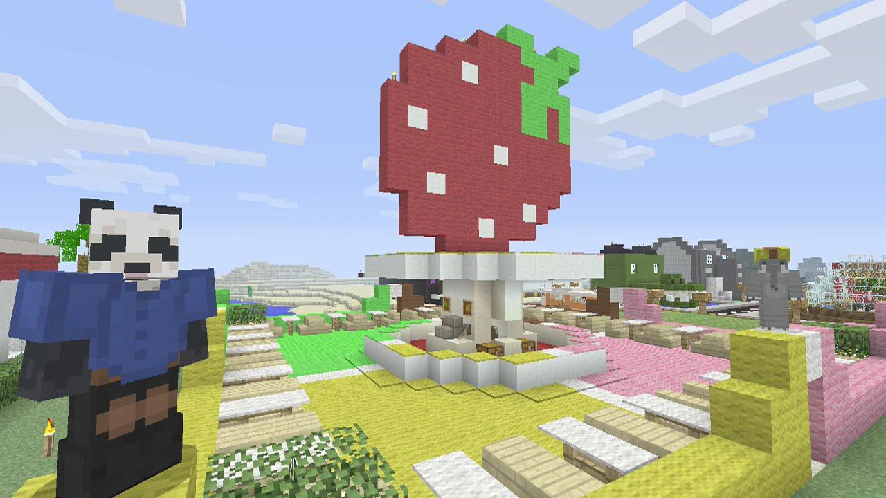 Minecraft Xbox Milkshakes