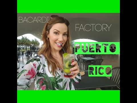 Bacardi Factory Puerto Rico Excursion with Celebrity Cruises // Stuart Brazell's Bucket List