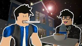 TAKING CARE OF MY SICK BROTHER - Roblox Bloxburg Roleplay