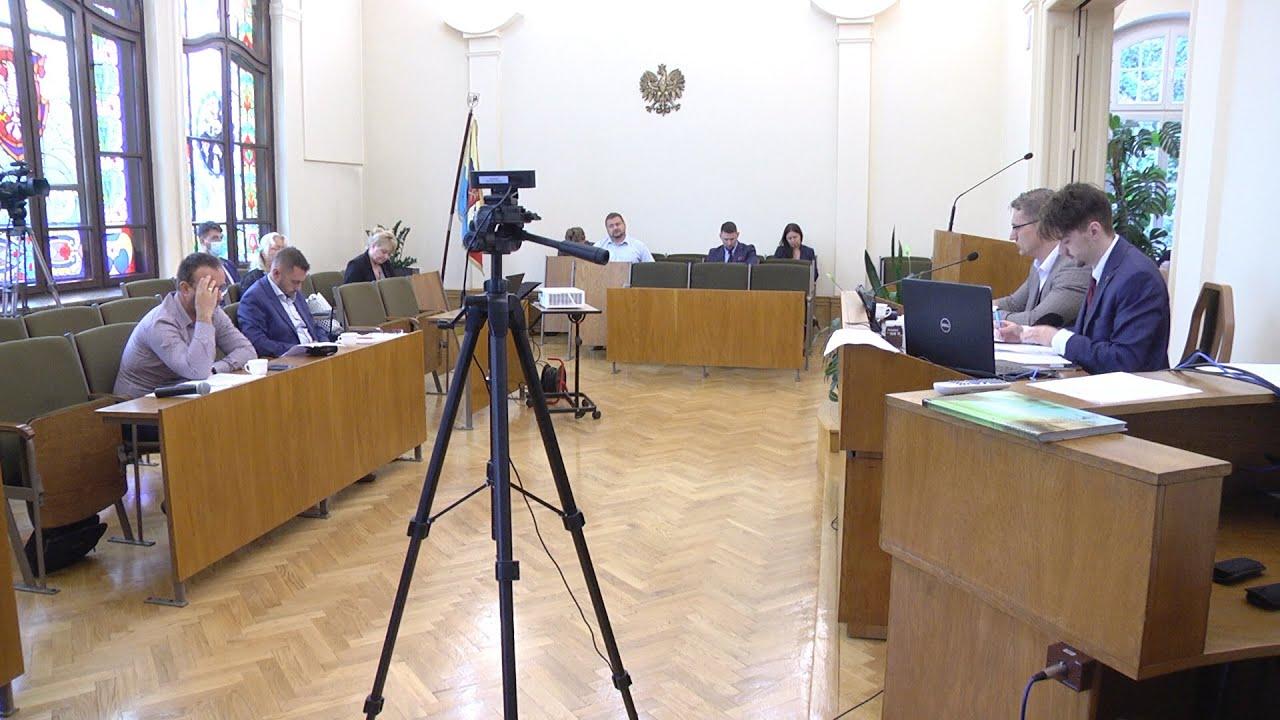 XLVI sesja Rady Miejskiej, część I