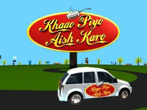 Khao Piyo Aish Karo - Alpha ETC Punjabi - USA