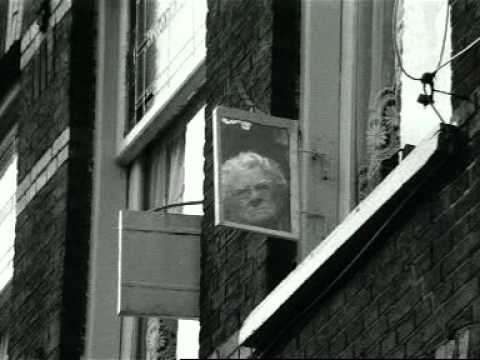 Johnny Jordaan op Jordaan-festival (1978)