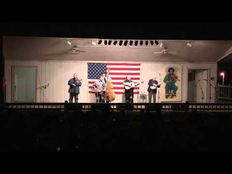 J.D. Crowe and The New South ~ Cowboys Still Act Like Cowboys ~ Uncle Pen Days 2012