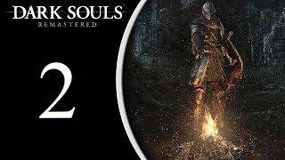 "Dark Souls Remastered: The Magic Run pt2 - Unlocking ""The Back Door"" and Taurus Demon"