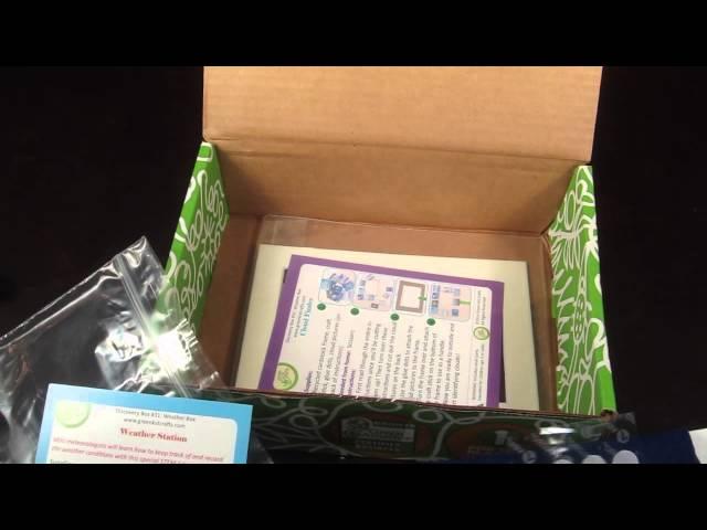 Green Kids Crafts September 2014 + Coupon