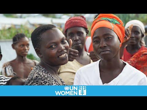 #ShareHumanity: Women in humanitarian crises