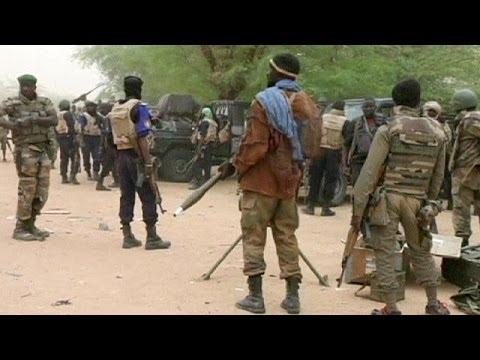 Le Mali en état de guerre