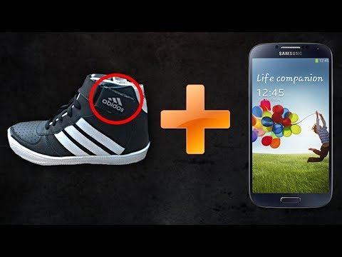 TV'de 149 TL'ye Satılan Abidas Ayakkabı ve Galaxy S4(!) İncelemesi (Keşke Hıyar Çıksaydı)