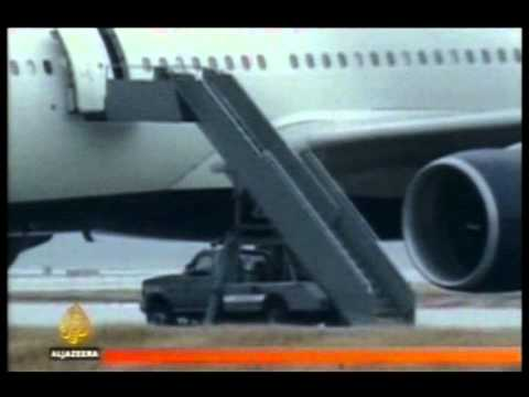 Ghana TV (Metro) - Ghana News Report On Delta Airlines Hijack Attempt - December 2009