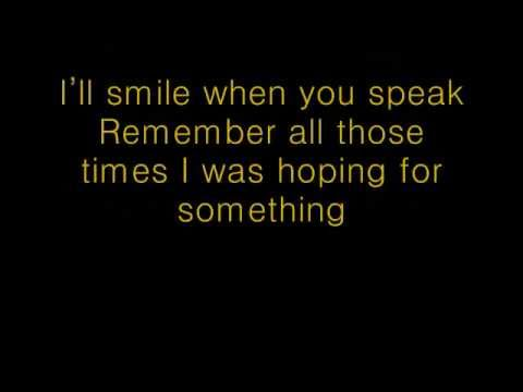 Foster The People -  I Would Do Anything For You Lyrics video