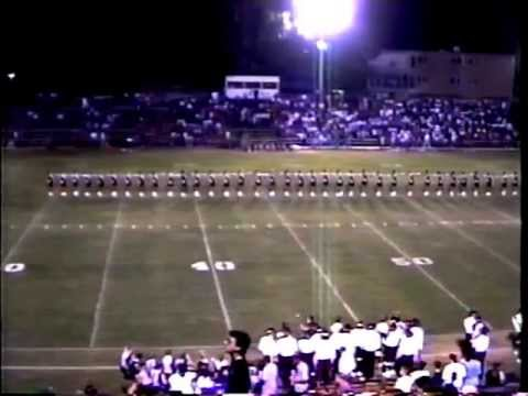 "Benton High School Pep Steppers ""Alabama Jubilee"" 1992"