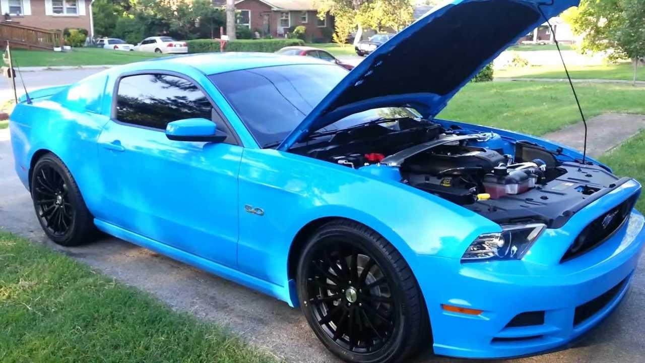 2013 Mustang Gt 5 0 Premium Youtube