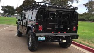 hummer h1 alpha wagon for sale