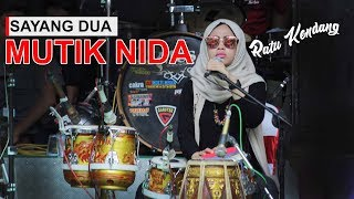 Download Song SAYANG 2 MUTIK NIDA SPEED DETIK 04;40