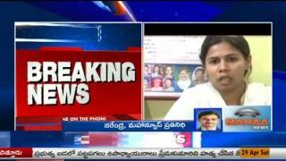 చంద్రబాబు నుంచి భూమా అఖిల ప్రియకు ఫోన్ AP CM Chandrababu Focus On Nandyal By Poll Ticket War