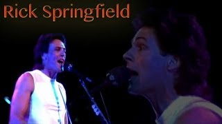 Watch Rick Springfield Inside Silvia video
