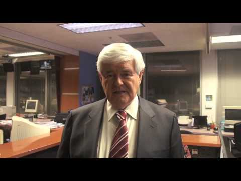 NEWT UNCENSORED! What's Speaker Gingrich up to?
