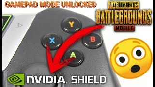 Unlock and configure GAMEPAD in SHIELD Game Mapper (English version)