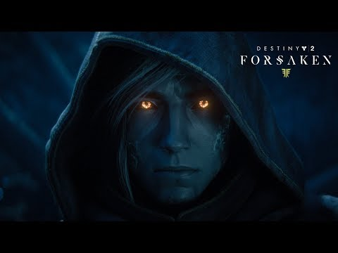 Destiny 2: Forsaken – Launch Trailer thumbnail