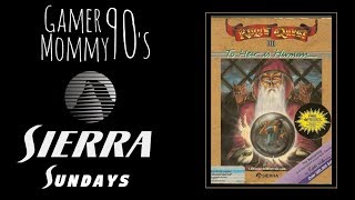 Gamermommy90 Plays Kings Quest III: To Heir is Human
