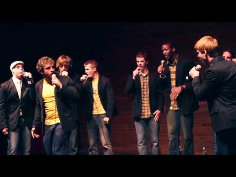 Melodores A Cappella - Who You With   Boondocks (little Big Town) video