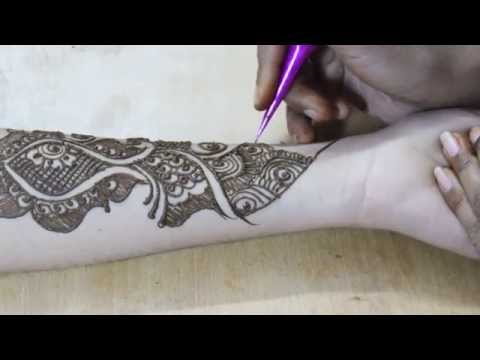 Mehandi Design Front Hand Video 28 - Ilovemehandi.tv video