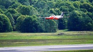 *LOW PASS* I Flight Calibration Services I Beech King Air 350 I Cologne/Bonn Airport