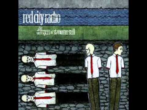 Red city radio - the danger of standing still