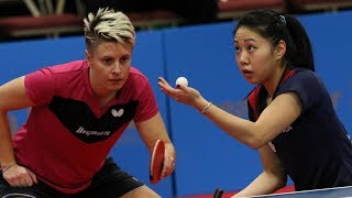 2019 Seamaster US Open Table Tennis Championships - Day 3 (Singles Semifinals, Doubles Finals)
