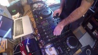 Sesión 1ª DJ NODO para CU4TROSI7EZER0 Radio Musical