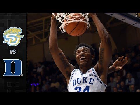 Download Lagu Southern vs Duke Basketball Highlights (2017) MP3 Free